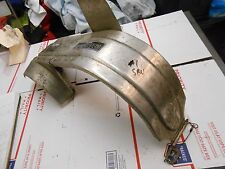 1990 YAMAHA 540 SRV snowmobile: CLUTCH-BELT GUARD #1 w both pins