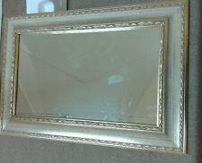 Bellissima Specchio specchiera cornice legno come da foto misura esterna 40 x 57
