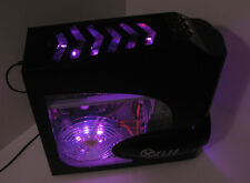 Two 12 inches LED strips Purple, for PC Case Window, Unbranded/Generic