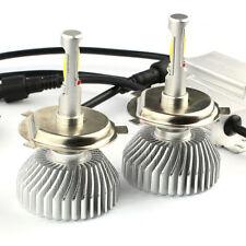 60W 6000LM H4 6000K LED auto aggiornare conversione lampadine fari kit bianco