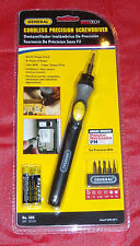 NIP General® ULTRATECH® Cordless Precision Screwdriver # 500 (PM Award Winner)