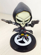 "OVERWATCH/ FIGURA REAPER BLACK 10 CM- ACTION FIGURE 4"" IN BOX"