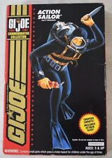 1993 Hasbro GI Joe ACTION SAILOR NAVY FROGMAN Commemorative Collection