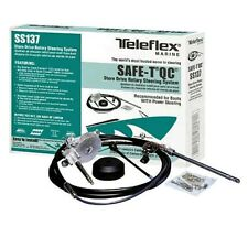 SeaStar Teleflex Marine SS13713 Safe-T QC Rotary 13 Foot Outboard Steering