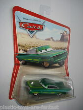 Disney Pixar Cars Diecast RAMONE GREEN Desert Series 16BK MOC 2005 New