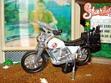 "HOT WHEELS MOTORCYCLE ECTO-2 ""GHOST BUSTER'S"" LIMITED EDITION 1/64 CHRISTMAS !!"