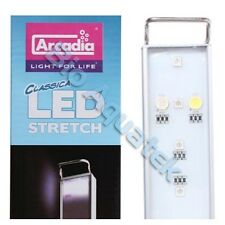 Arcadia LED Stretch Aquarium Fish Tank Light - Marine CS18M 7w 18cm - 30cm