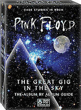 Pink Floyd - The Great Gig In The Sky (DVD, 2009, 8-Disc Set + Book)
