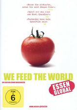 DVD * WE FEED THE WORLD - ESSEN GLOBAL  # NEU OVP §