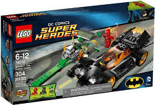 Lego Batman Super Heroes The Riddler Chase 76012 Set NEW 2014 MINIFIGS In Hand