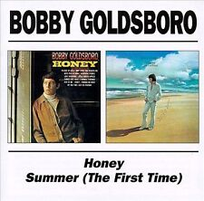 Honey/Summer (The First Time) by Bobby Goldsboro (CD, Nov-1998, Beat Goes On)