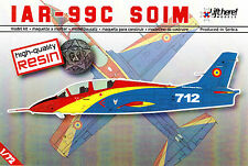 "lhm031/ Lift Here Models - IAR-99C ""Soim"" - Resin - 1/72 - RARITÄT"