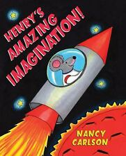 Henry's Amazing Imagination, Carlson, Nancy, Good Book