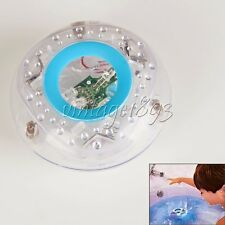 Bath Room Tub Waterproof LED Light Kids Toy Baby Bathing Game Gift Interesting