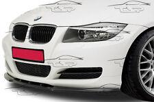 SPLITTER FRONT LIP SPOILER FRONT BUMPER FOR BMW SERIES 3 E90 E91 08-12 CSL003