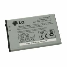 New OEM Genuine Original Standard LGIP400N Battery for LG Optimus T P509