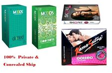 46 pcs Multi Company sampler COMBO shipping Concealed Condoms Only Doted Condom