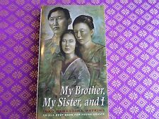 My Brother, My Sister and I by Yoko Kawashima Watkins ALA Best Book for YA WWII