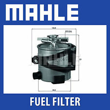 Mahle Fuel Filter Assembly KLH44/22 - Fits Renault Megane, Scenic 1.5 Dci