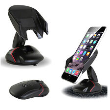 Car 360° Mount Holder Stand Cradle For iPhone & Android Smartphone Durable