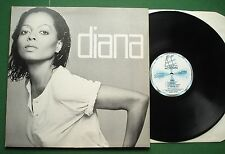 Diana Ross - Diana inc Upside Down / My Old Piano + STMA 8033 LP