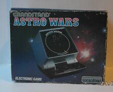 GRANDSTAND ASTRO WARS juego electrónico Vintage 1981 en Caja Hecha en Japón Probado