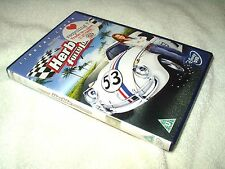 DVD Movie Disney Herbie Fully Loaded