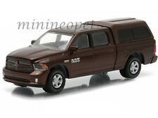 GREENLIGHT 29809 2014 DODGE RAM 1500 WORK PICK UP TRUCK 1/64 BROWN