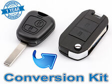 Nuovo PEUGEOT 107 206 207 307 SW BOXER EXPERT CHIAVE TELECOMANDO KEY 508 LooK
