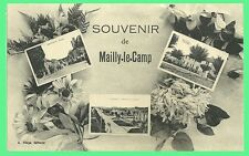 CPA-10- Mailly-le-camp - Multivue
