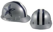 "Dallas Cowboys NFL Team Hard Hat - ""How 'Bout Them Cowboys!"" - MSA V-Guard Team"