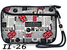 Sat Nav GPS Case Bag For Garmin Nuvi 205 215 250 255 255T 265 300 360 1310 1340
