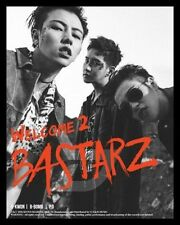 Welcome 2 Bastarz - Block B Bastarz (2016, CD NEUF)