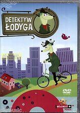= DVD DETEKTYW LODYGA [Mini Mini poleca]/ sealed from Poland / dla dzieci