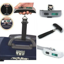 Portable 50kg Handheld Digital Luggage Scale Balance Weighing Suitcase Travel