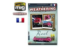 AMMO OF MIG A.MIG-4267 The Weathering Magazine N°18 18 - RÉEL (FRANÇAIS)
