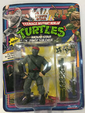 Teenage Mutant Ninja Turtles Movie Star Foot Soldier Action Figure MOC