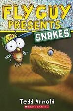 Fly Guy Presents: Snakes by Tedd Arnold (2016, Hardcover)