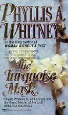 BUY 2 GET 1 FREE The Turquoise Mask by Phyllis A. Whitney (1981, Paperback)