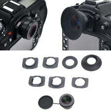 1.51x Fixed Focus Viewfinder Eyepiece Eyecup Magnifier for Canon EOS1 Sony DSLR