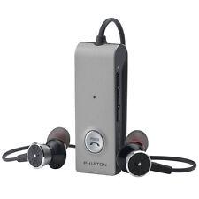 Phiaton BT 220 NC Wireless Bluetooth 4.0 Noise Cancelling Earphones Earbuds