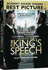 The King's Speech (DVD, 2011) Le Discours Du Roi (English & French Version) NEW
