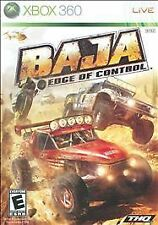 Baja: Edge of Control - Xbox 360 Game EXCELLENT CONDITION