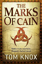 THE MARKS OF CAIN new book free UK P&P