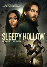 NEW GENUINE FOX USA 4 DVD SLEEPY HOLLOW COMPLETE  FIRST SEASON 1 FREE 1STCLS S&H