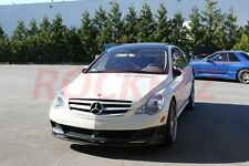 06-07 Mercedes Benz R Class W251 R320 R350 Euro Style Front Lip USA Canada AMG
