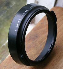 original minolta AF 28-85mm F3.5 4.5  lens hood clip on (for 55mm filter lens)