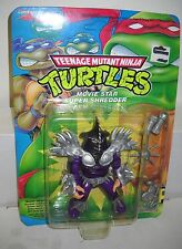 #6035 NRFC Vintage Teenage Mutant Ninja Turtles Movie Star Super Shredder Figure