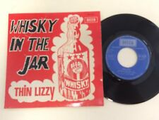 THIN LIZZY Whisky in the jar FRENCH SP DECCA 84.126