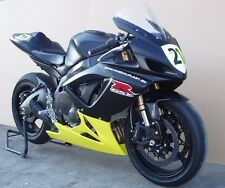 RACE FAIRINGS SUZUKI GSXR 600 750  K6 K7  race bodywork 2006 2007